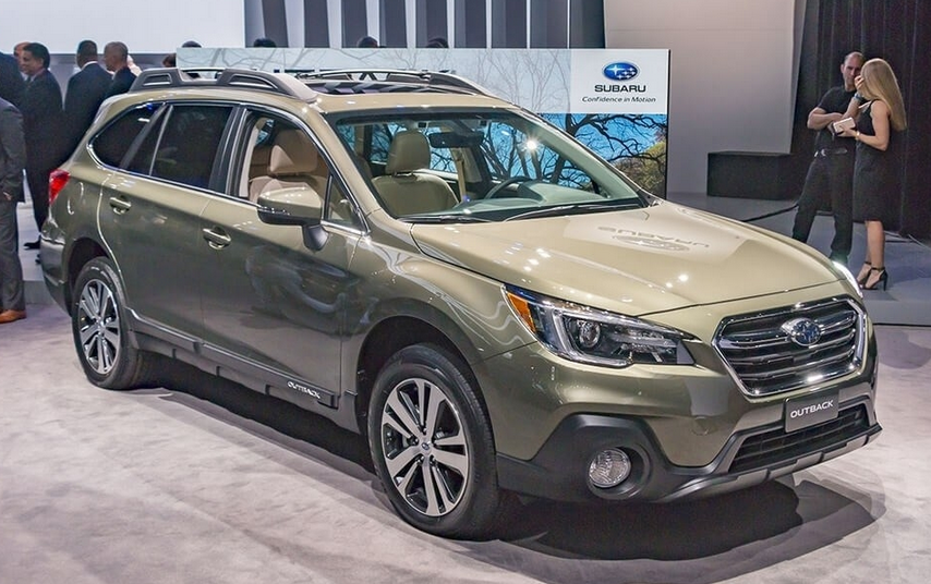 16 All New Subaru Outback 2020 Australia History