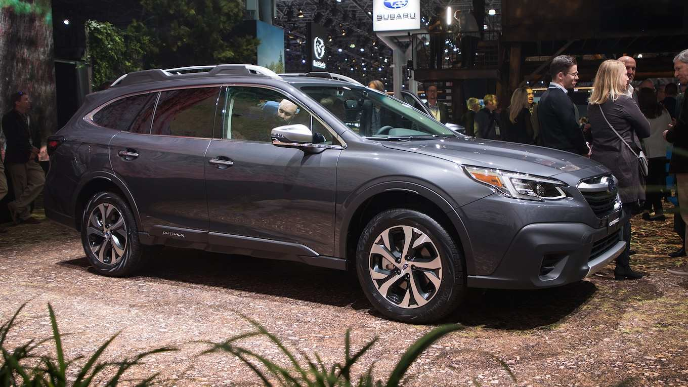 16 All New Subaru Outback 2020 Review Redesign