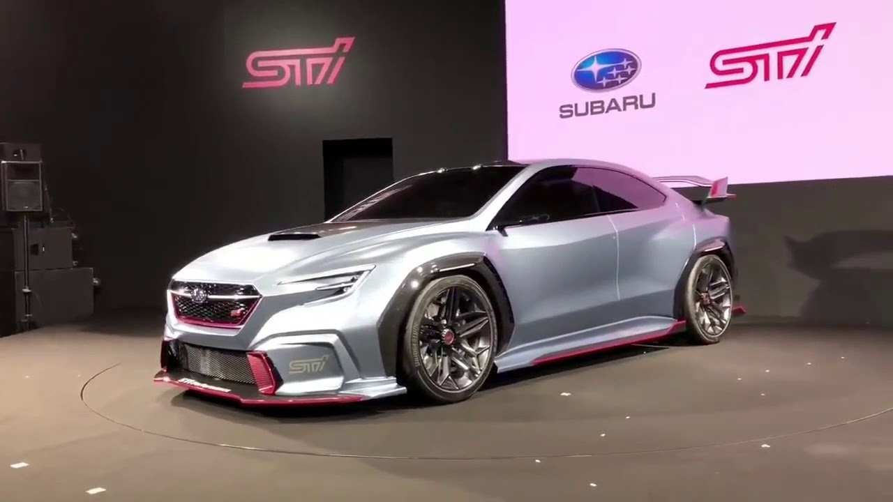 16 All New Subaru Wrx 2019 Release Date Engine