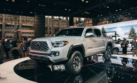 16 All New Toyota Tacoma 2020 Colors Review And Release Date
