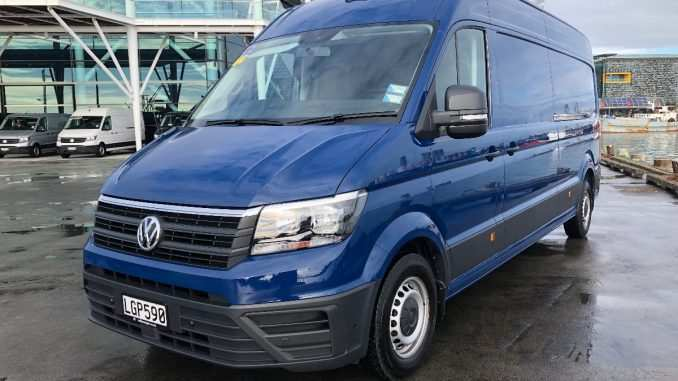 16 All New Volkswagen Crafter 2019 Spesification