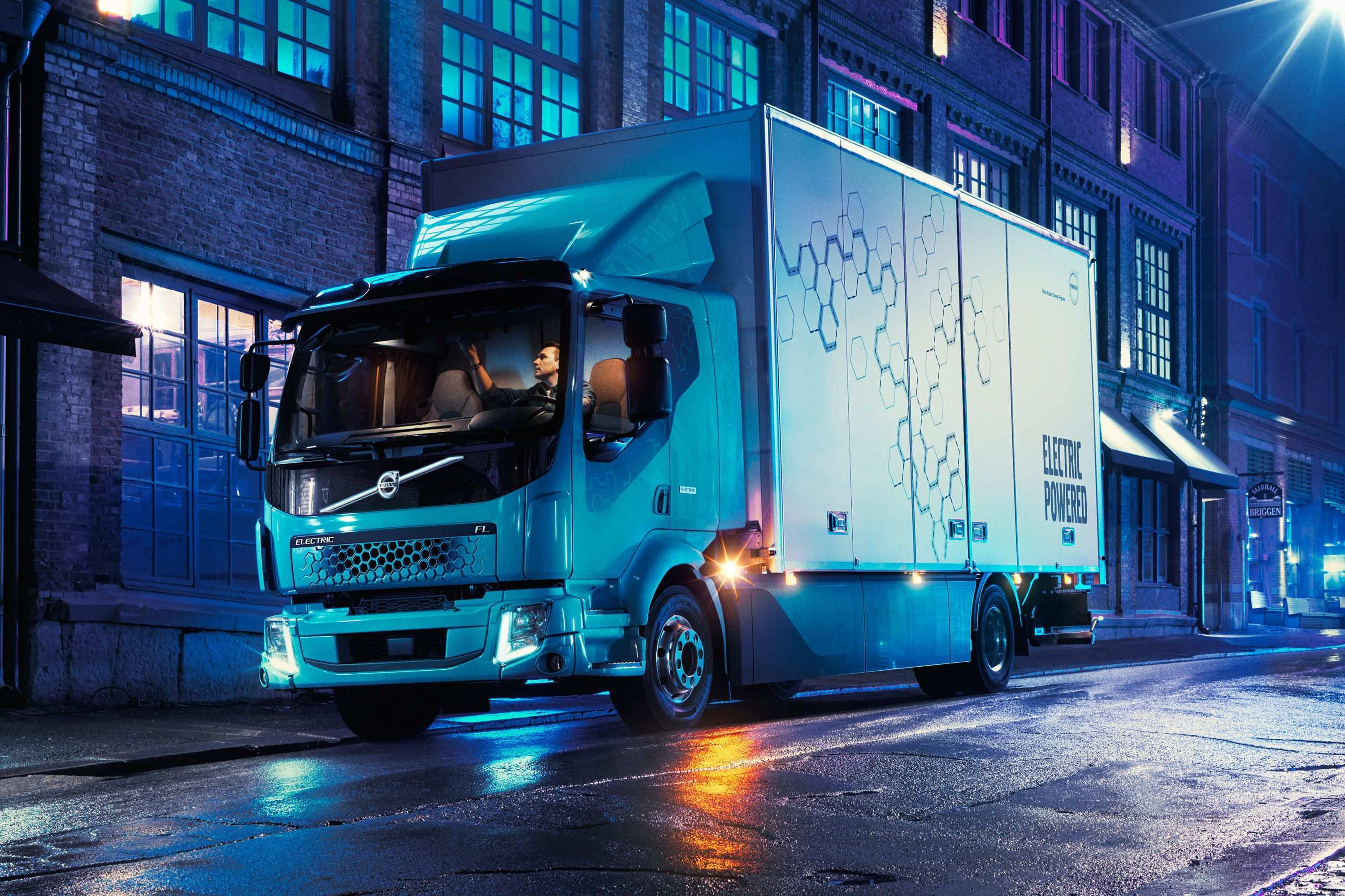16 All New Volvo Electric Truck 2019 New Model And Performance