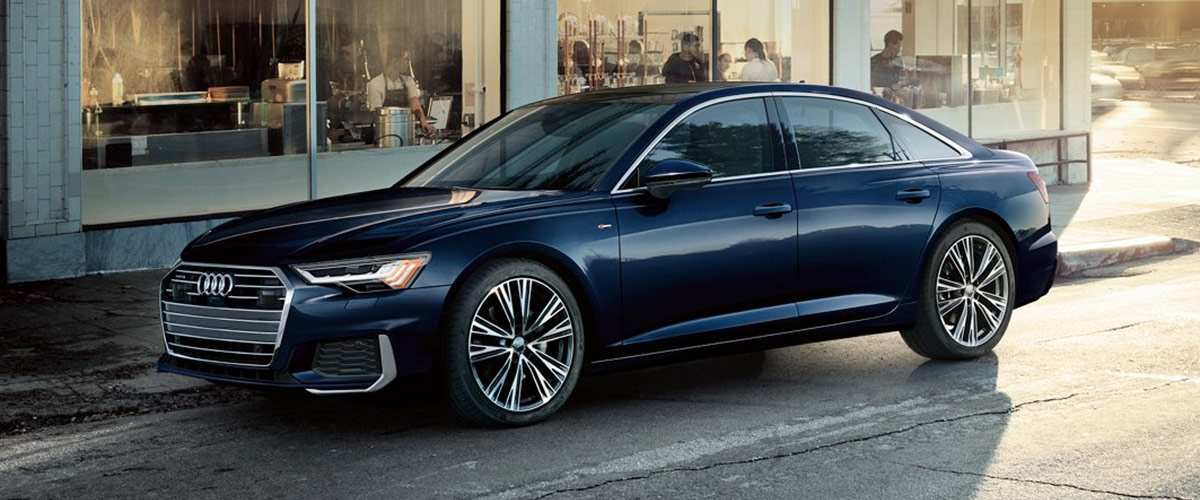 16 Best 2019 Audi A6 Comes Exterior And Interior