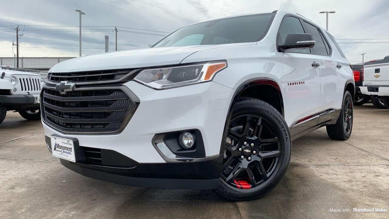 16 Best 2019 Chevy Traverse Review
