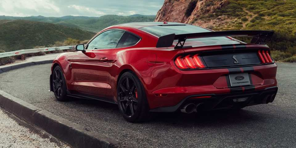 16 Best 2019 Ford Mustang Shelby Gt500 Picture