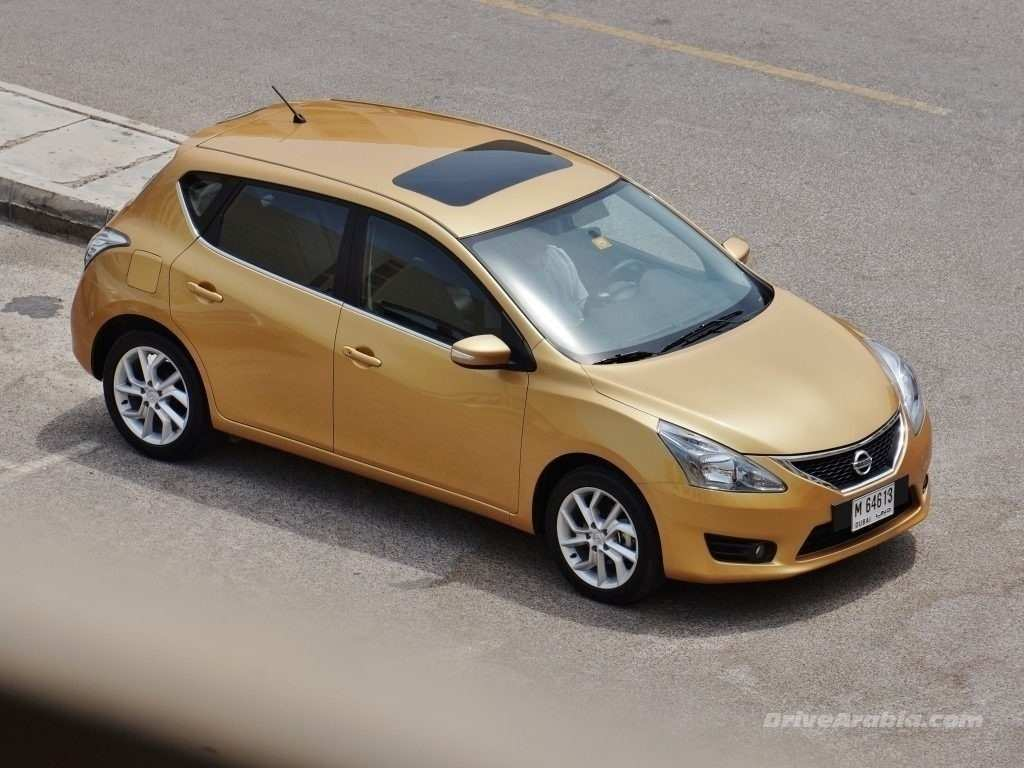 16 Best 2019 Nissan Tiida Mexico Uae Spy Shoot