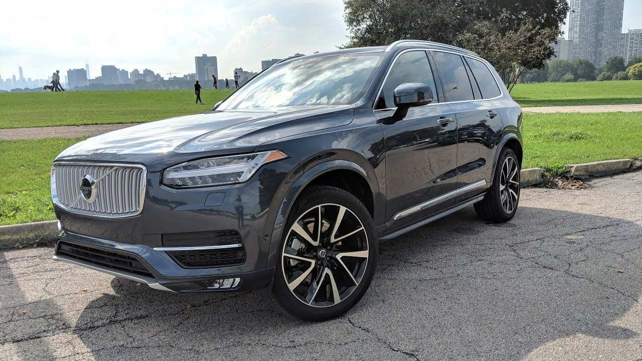 16 Best 2019 Volvo XC90 Picture