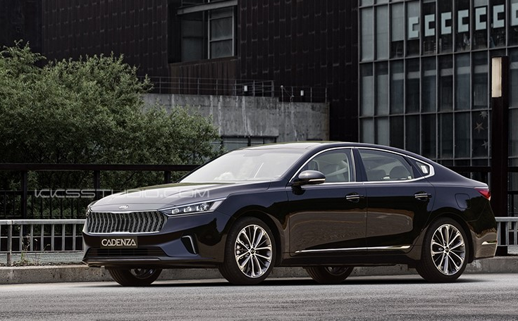 16 Best 2020 All Kia Cadenza Speed Test