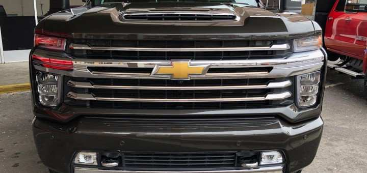 16 Best 2020 Chevrolet Silverado 2500Hd High Country Exterior