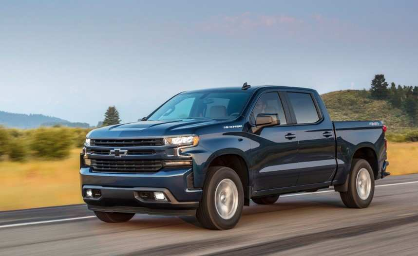 16 Best 2020 Silverado 1500 Diesel Redesign And Concept