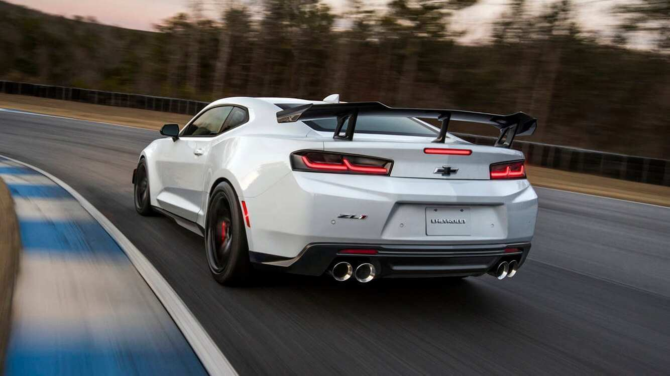 16 Best 2020 The All Chevy Camaro Specs And Review