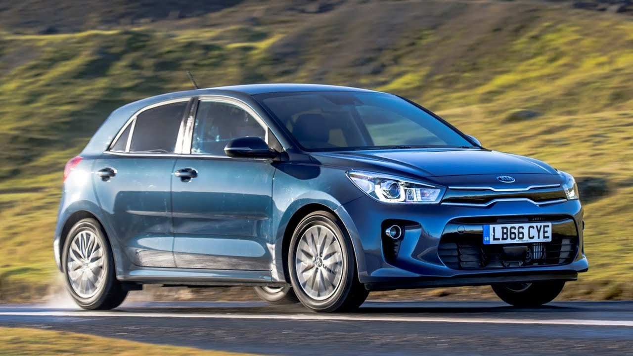 16 Best Kia Rio 2019 Review Redesign And Review