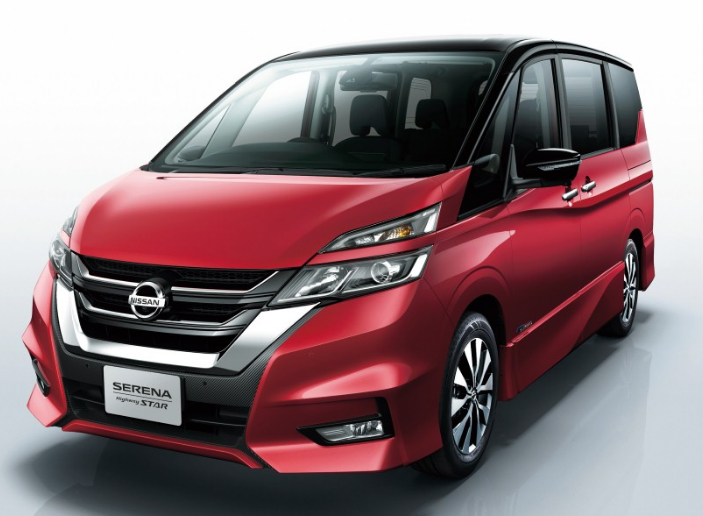 16 Best Nissan Serena 2020 Pictures