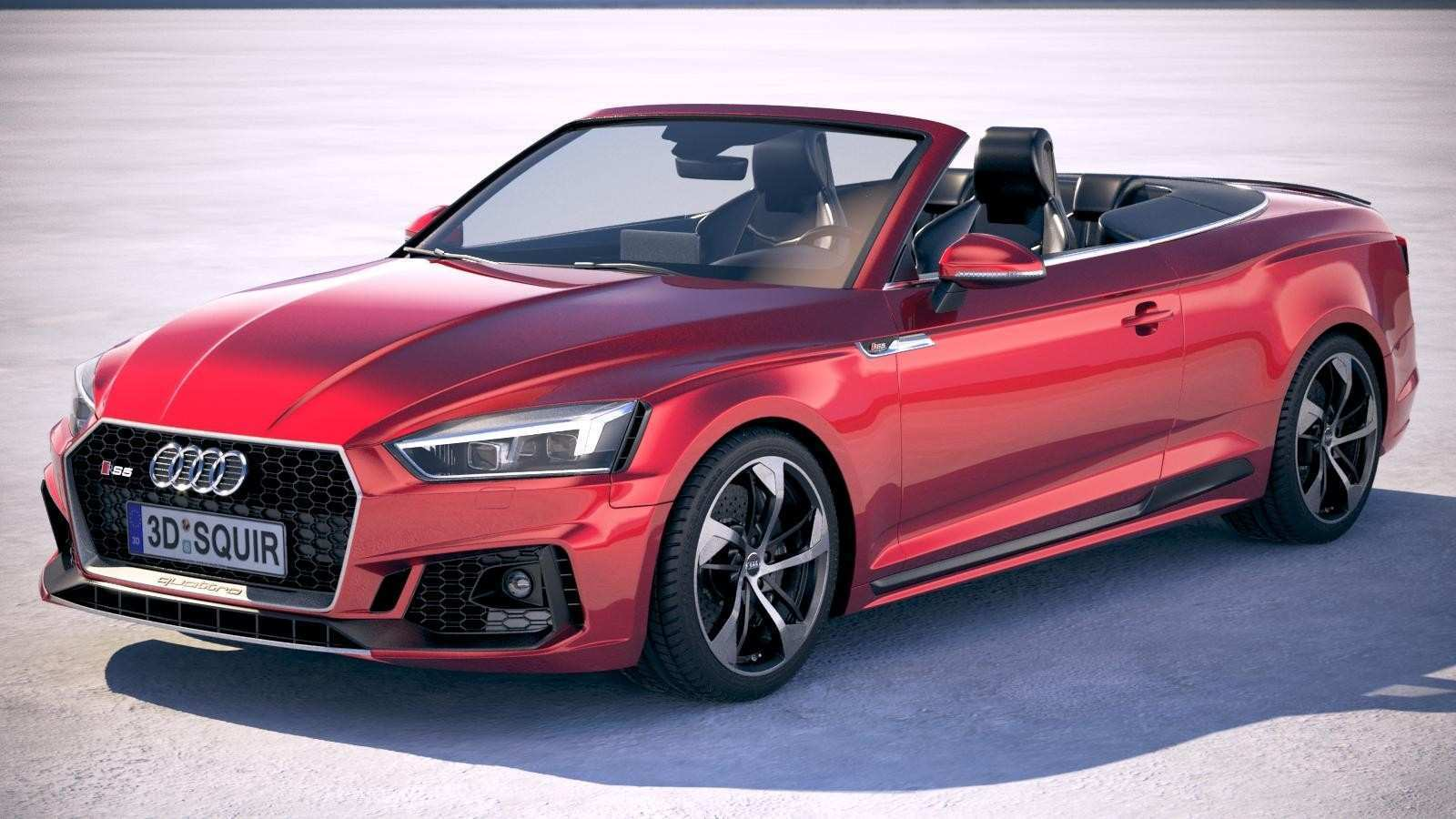 16 New 2019 Audi Rs5 Cabriolet Speed Test