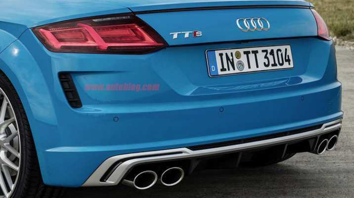 16 New 2019 Audi TTS Price Design And Review
