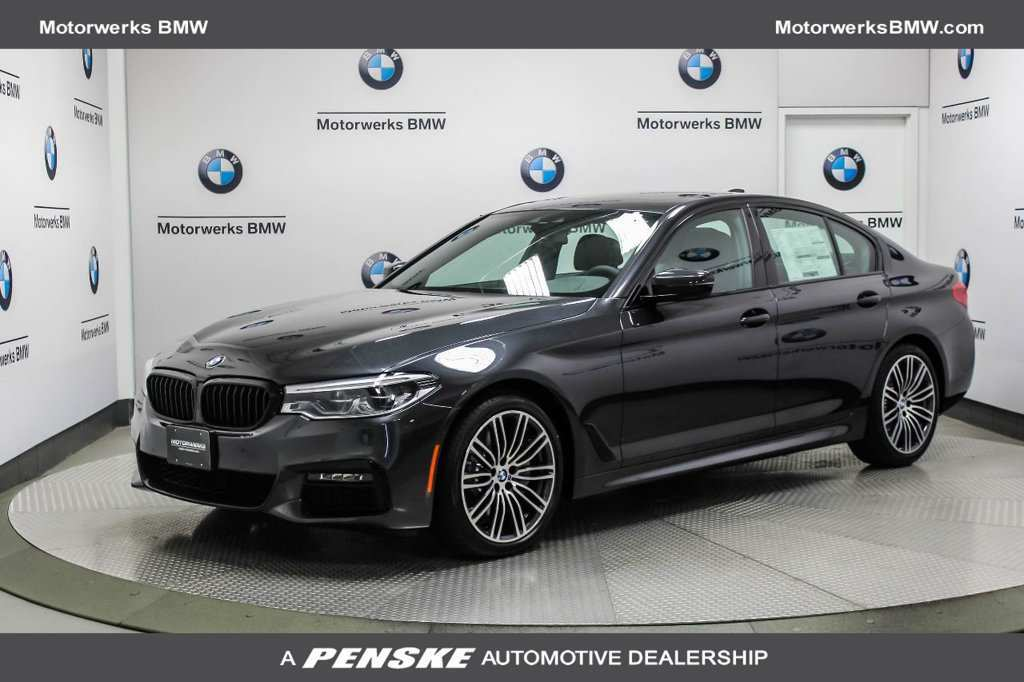 16 New 2019 BMW 5 Series Concept And Review