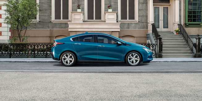 16 New 2019 Chevrolet Volt Style