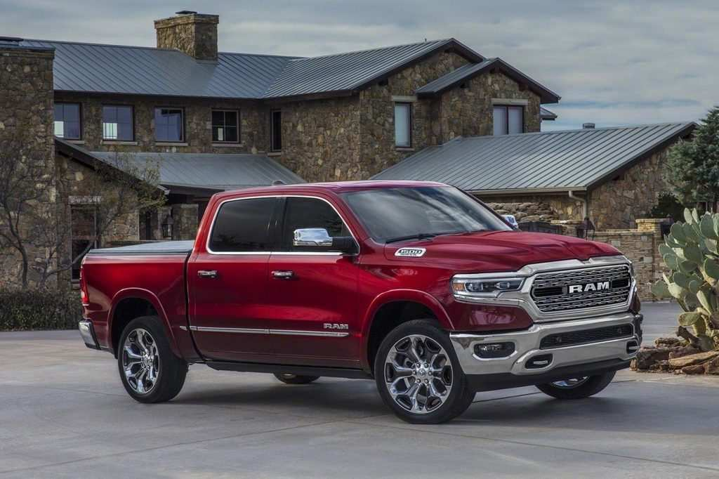 16 New 2019 Dodge Dakota Redesign