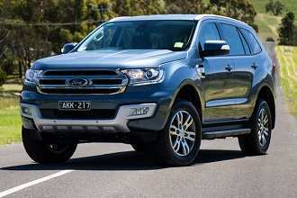 16 New 2019 Ford Everest Performance And New Engine