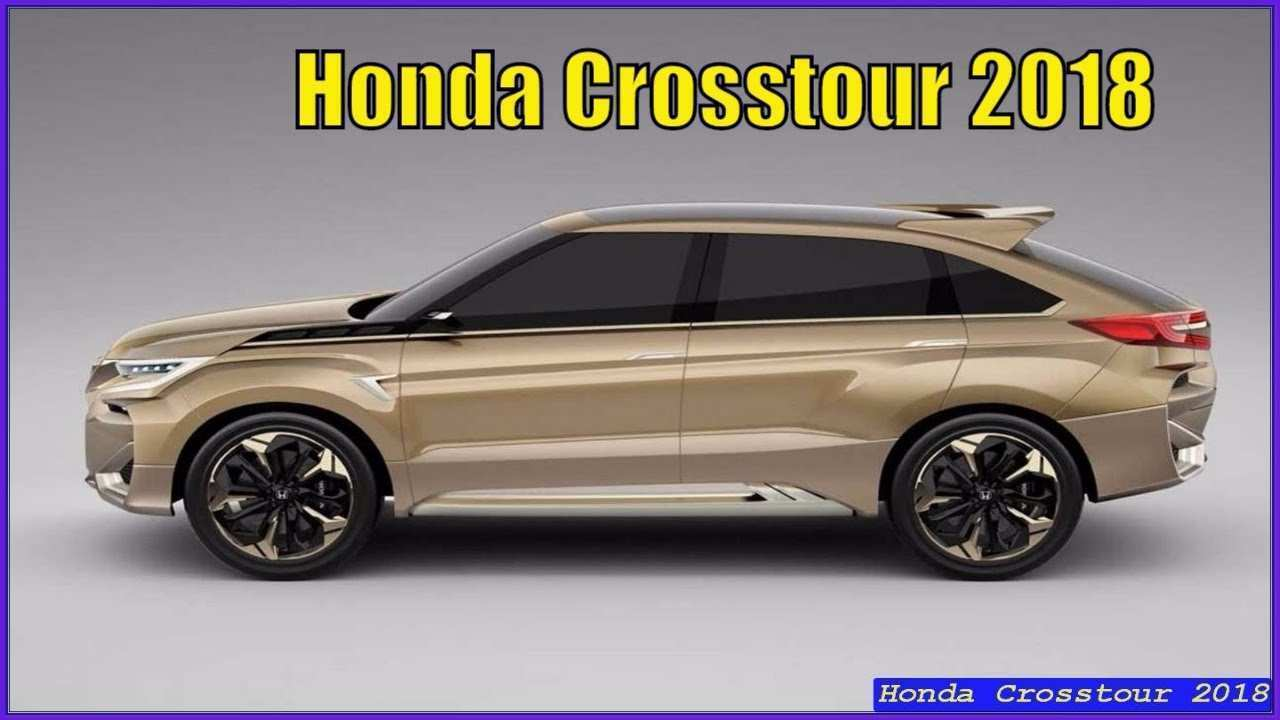 16 New 2019 Honda Crosstour Release