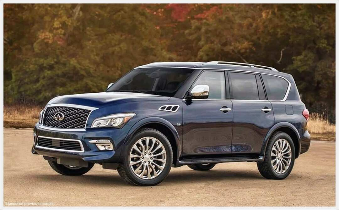 16 New 2019 Infiniti Qx80 Monograph Research New