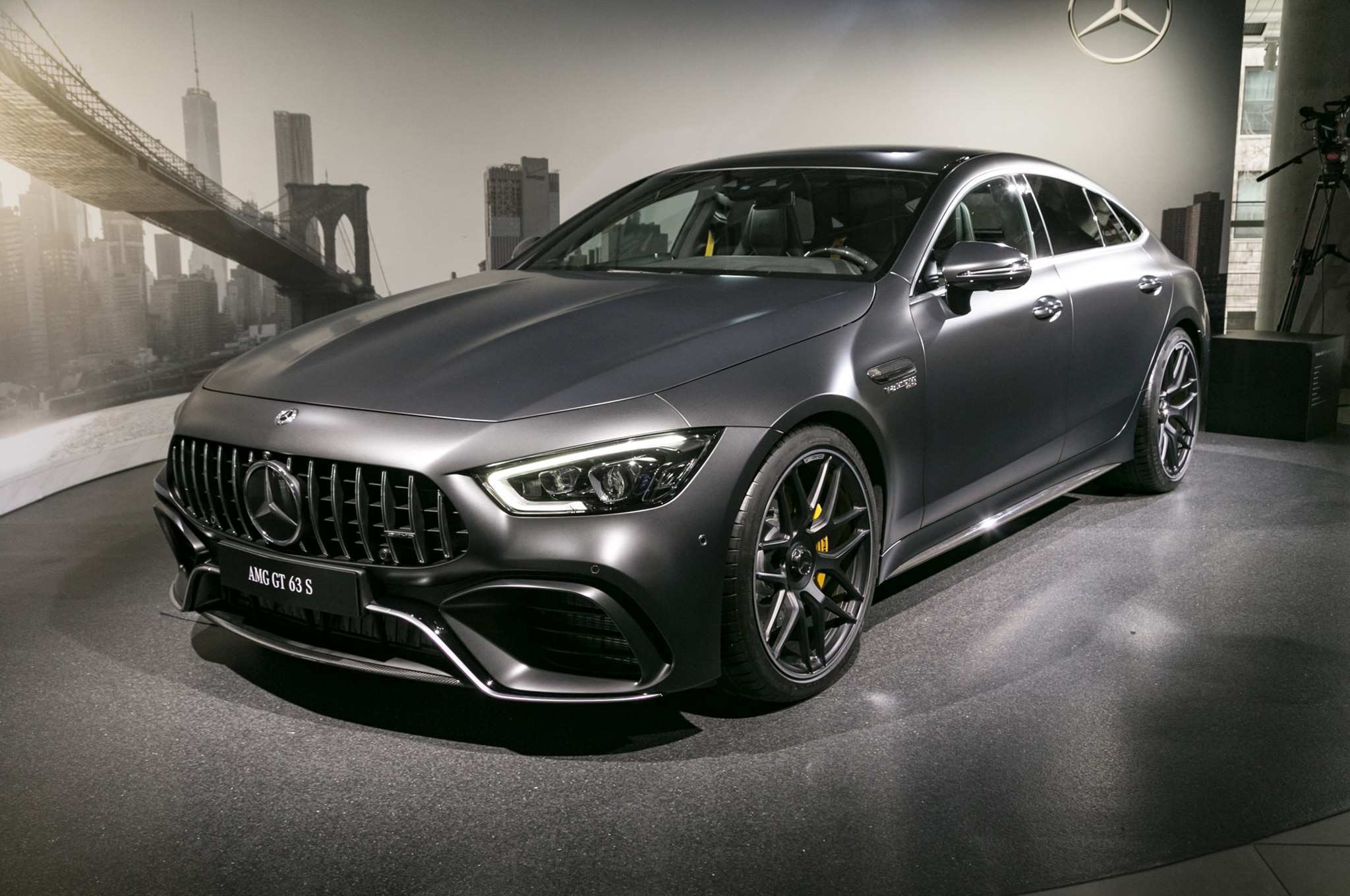 16 New 2019 Mercedes AMG GT Concept