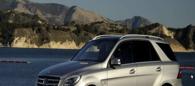 16 New 2019 Mercedes ML Class 400 New Model And Performance
