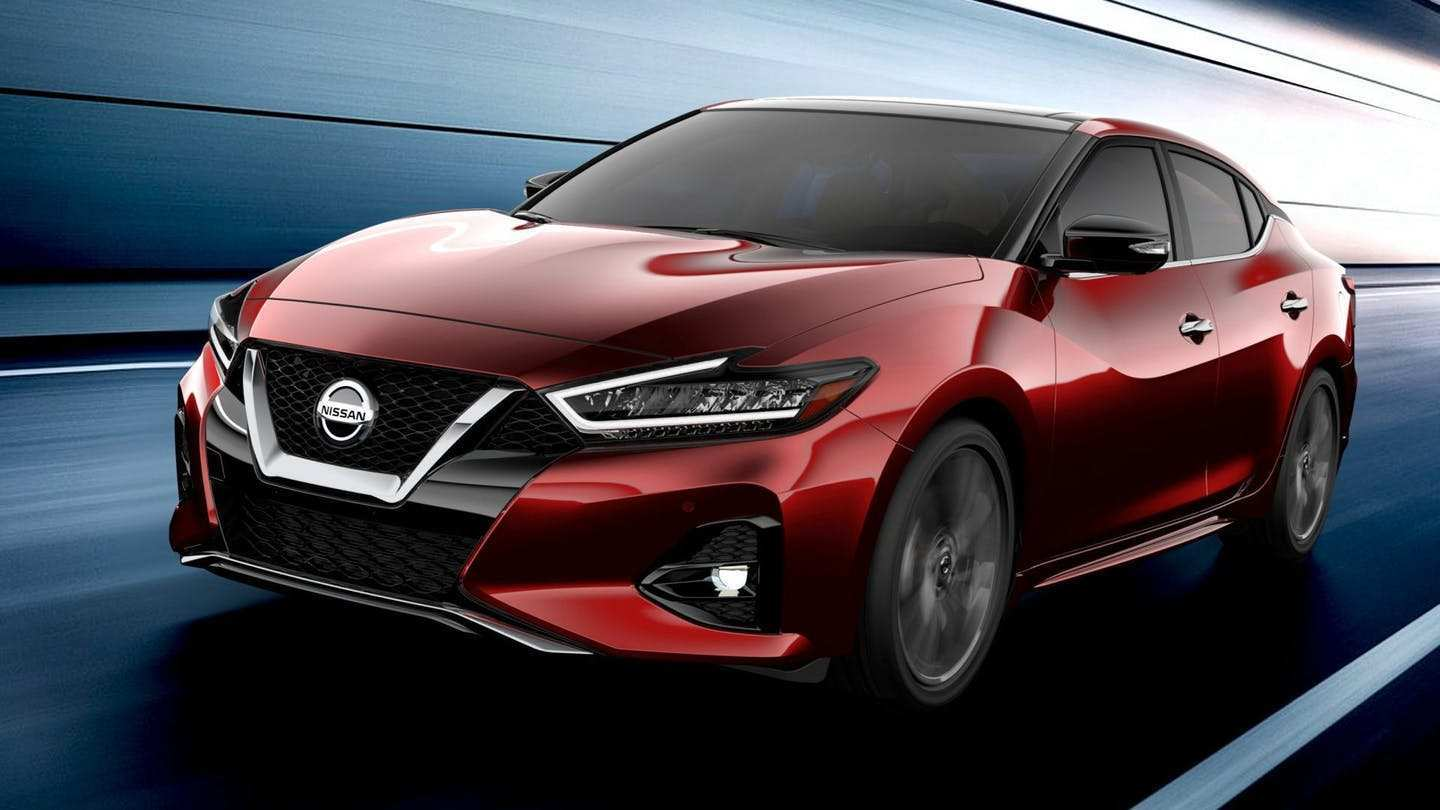 16 New 2019 Nissan Overview