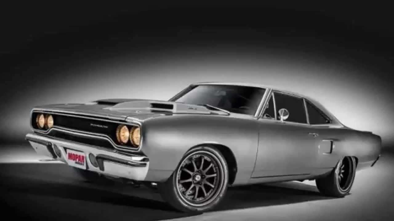 16 New 2019 Plymouth Roadrunner First Drive