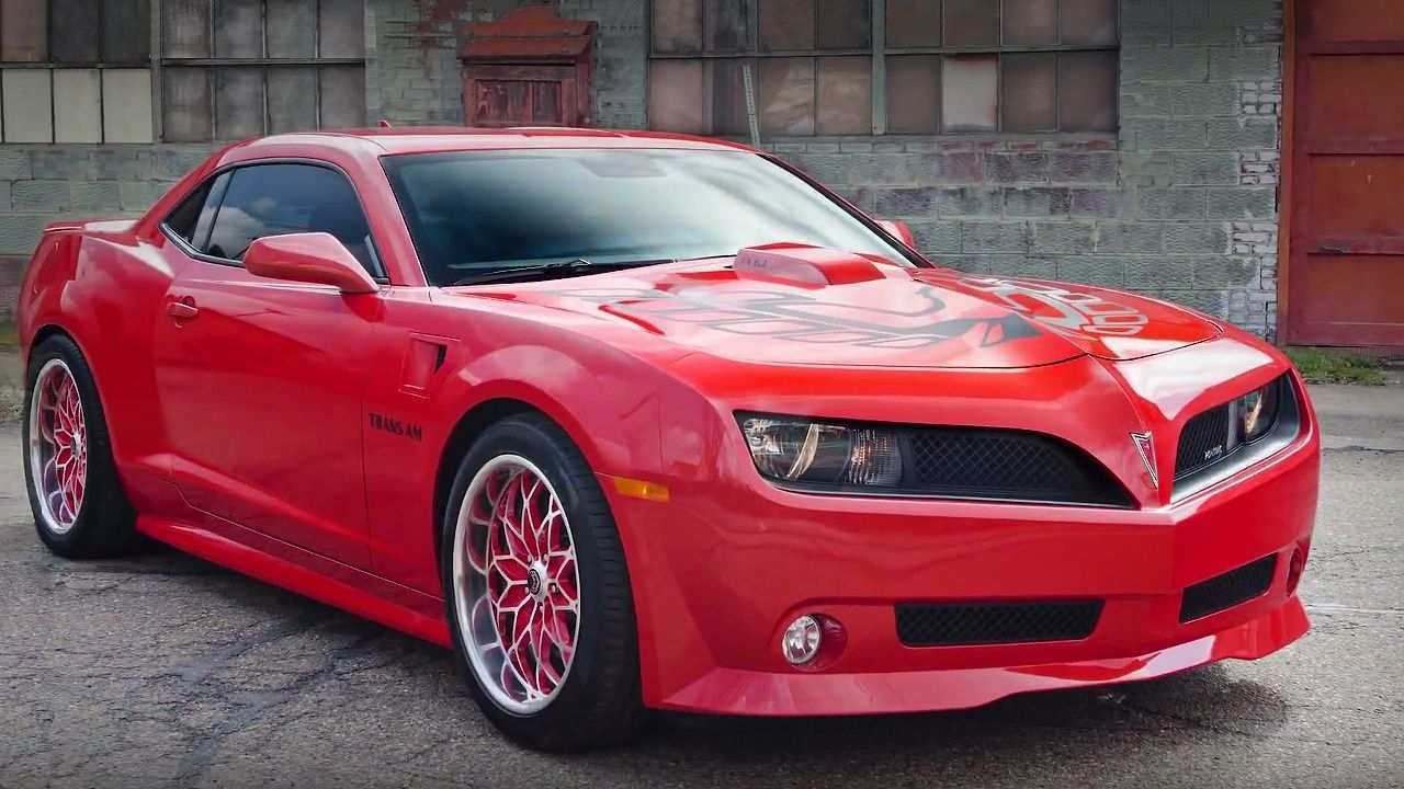 16 New 2019 Pontiac Trans Am Price And Release Date