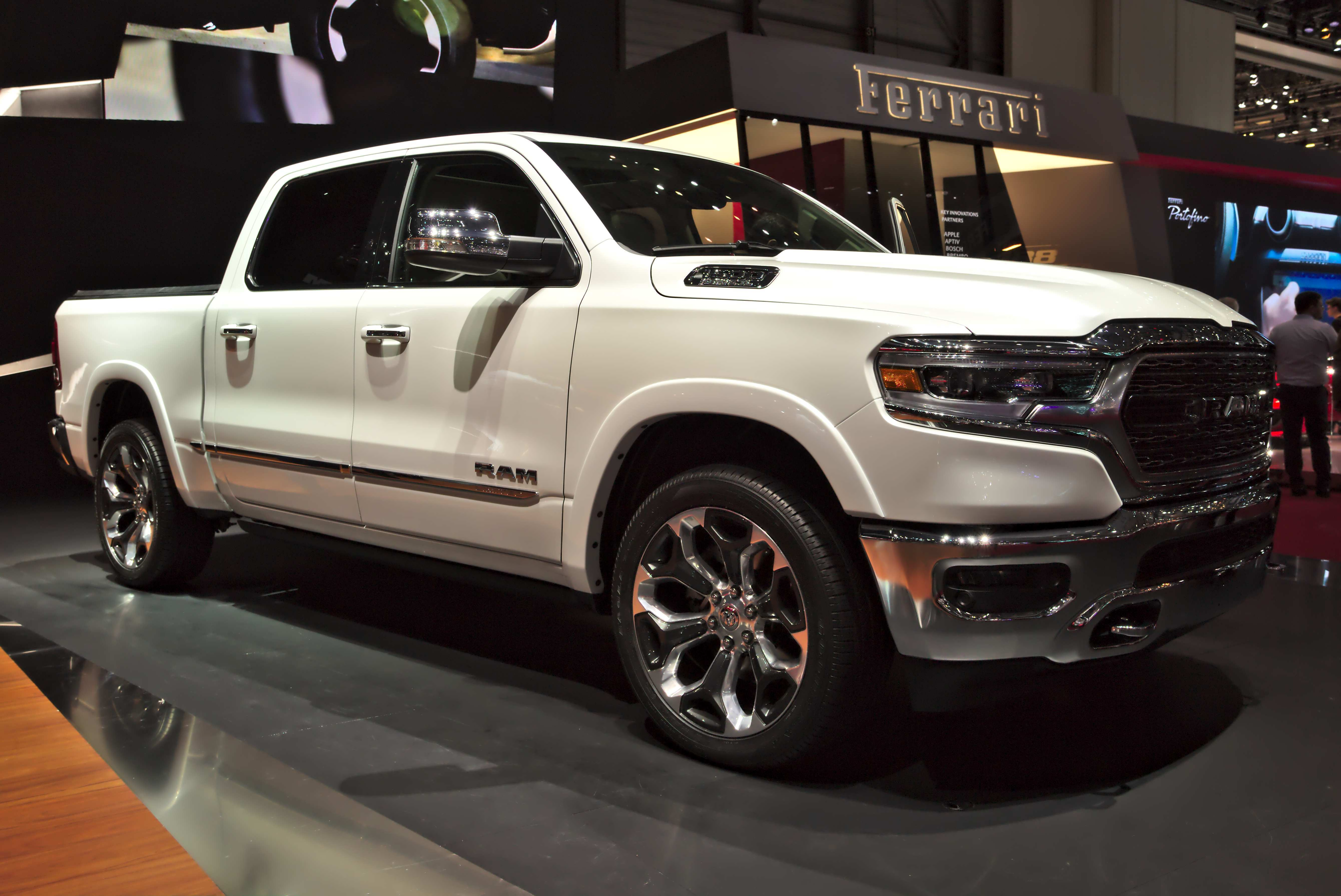 16 New 2019 Ram 2500 Diesel Picture
