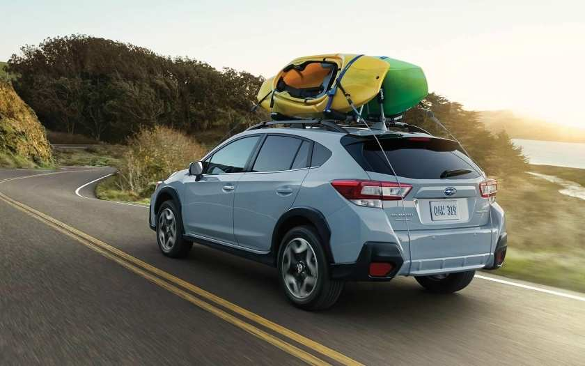 16 New 2019 Subaru Crosstrek Khaki Overview