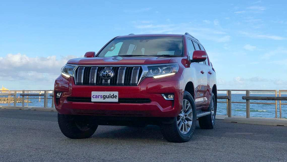 16 New 2019 Toyota Prado Performance