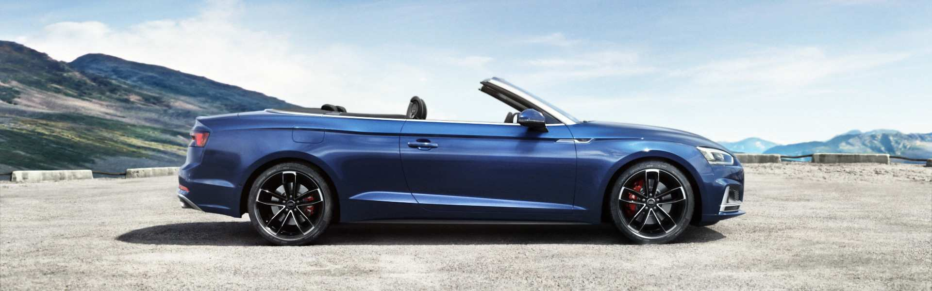 16 New 2020 Audi S5 Cabriolet New Model And Performance