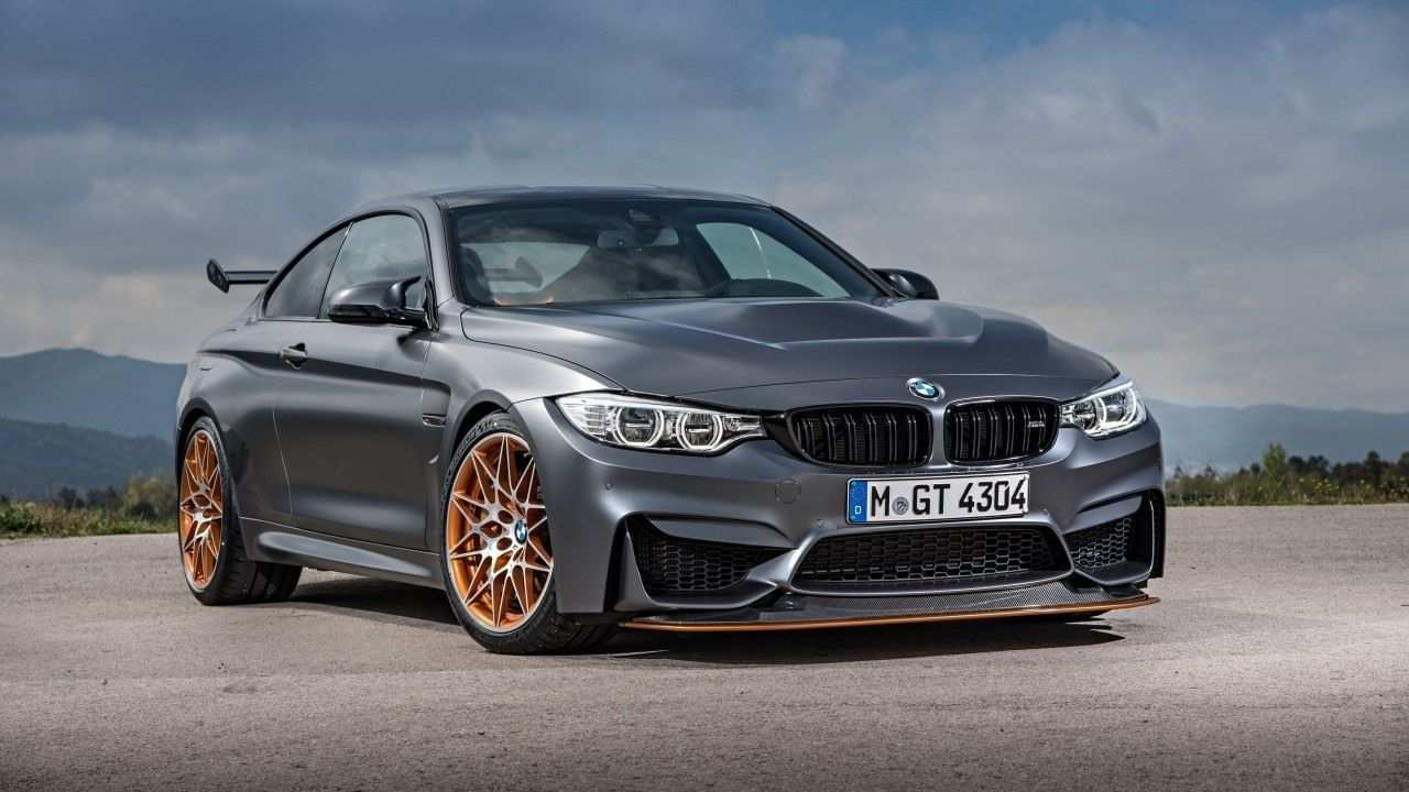 16 New 2020 BMW M4 Gts New Model And Performance