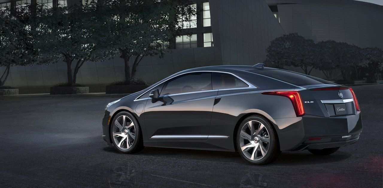 16 New 2020 Cadillac ELR S Redesign