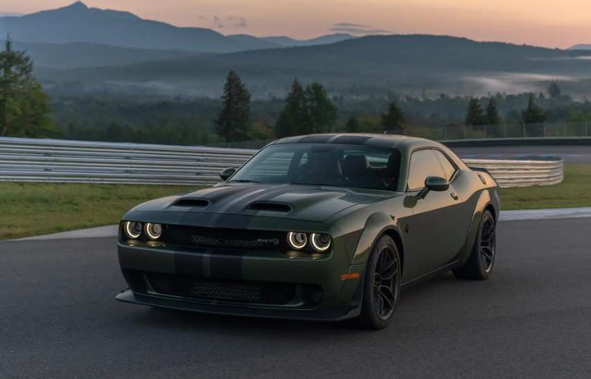 16 New 2020 Challenger Srt8 Hellcat Redesign