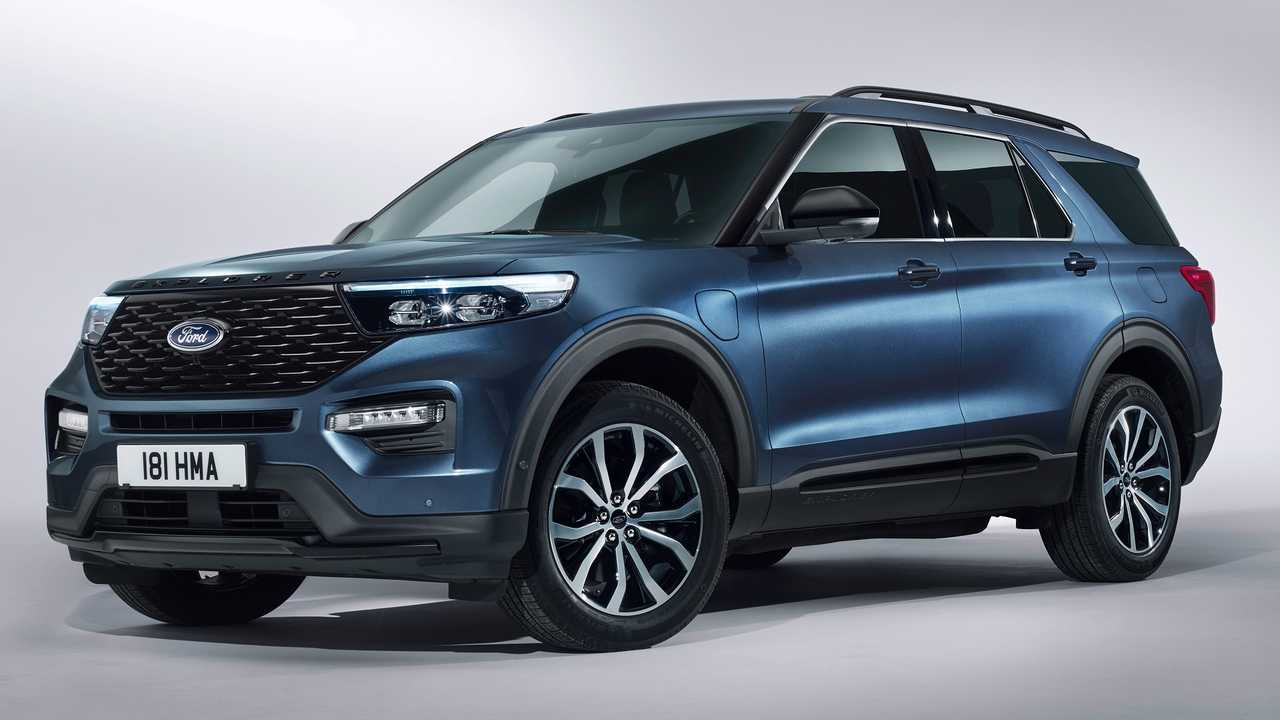 16 New 2020 Ford Explorer Xlt Specs Price And Review