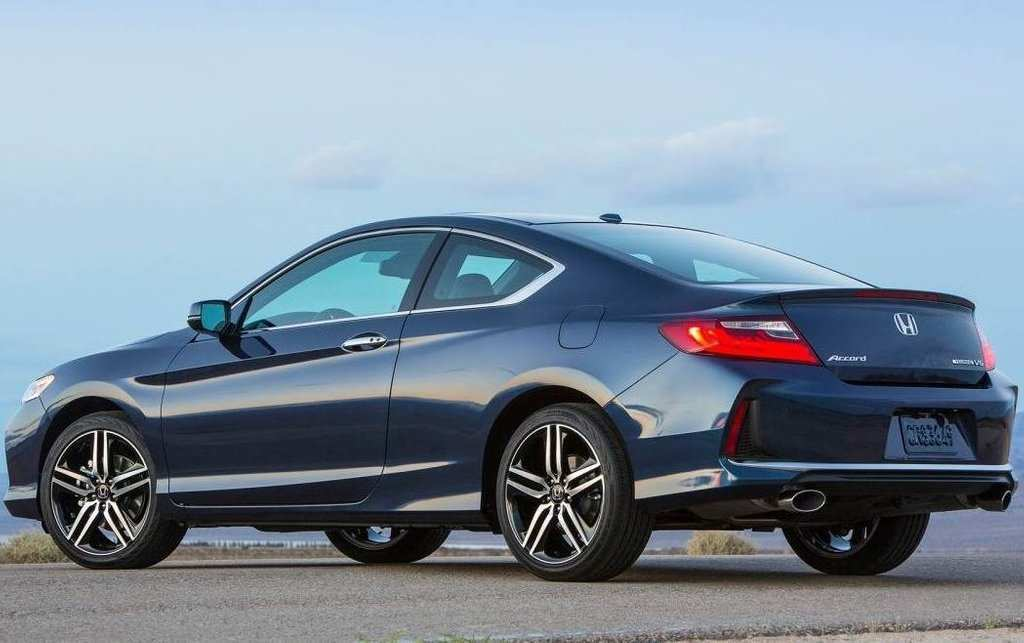 16 New 2020 Honda Accord Coupe Sedan Rumors