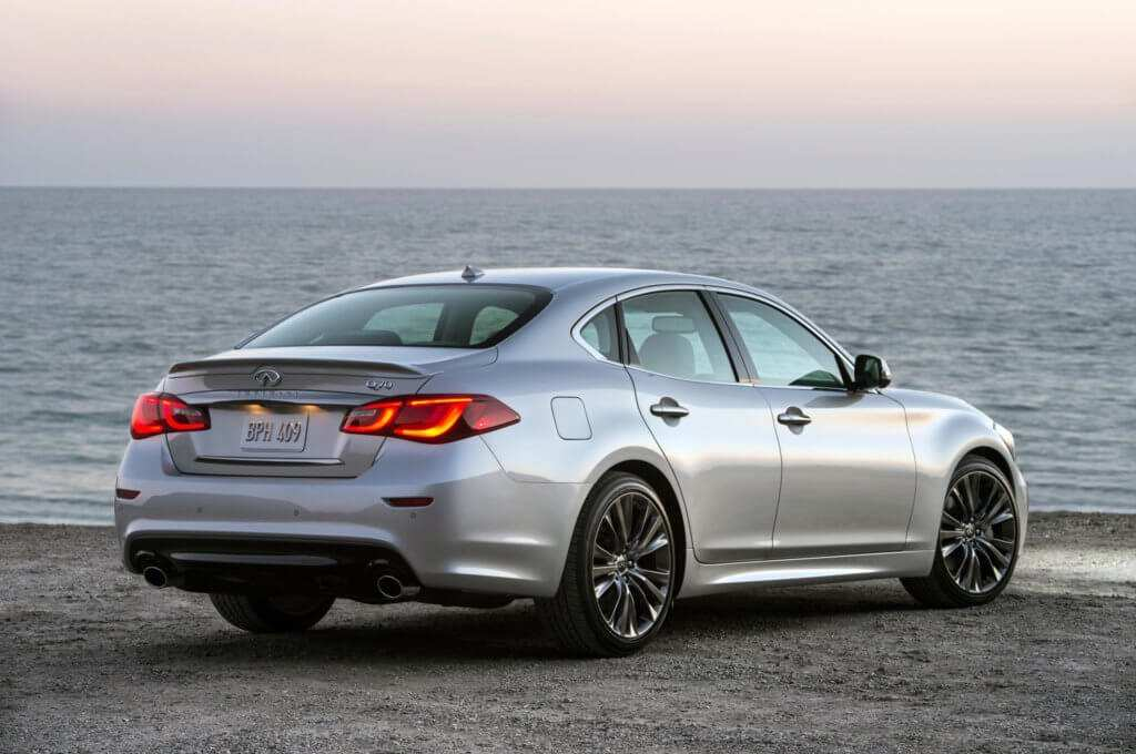 16 New 2020 Infiniti Q70 Redesign And Review