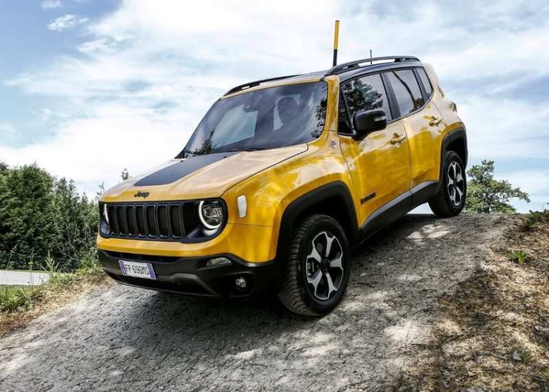16 New 2020 Jeep Renegade History