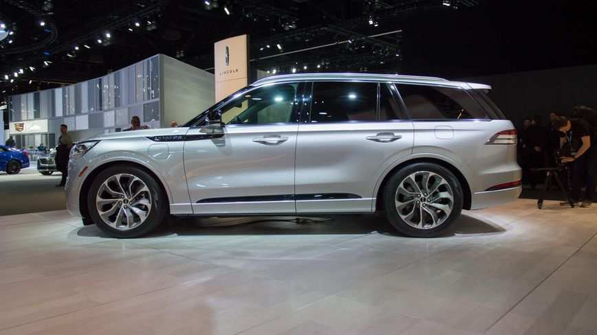 16 New 2020 Lincoln Navigator Exterior And Interior