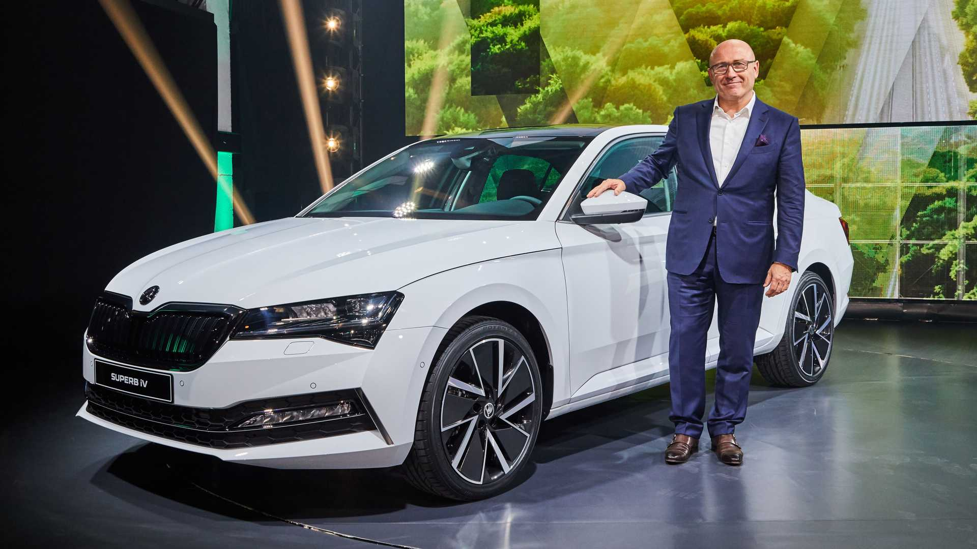 16 New 2020 New Skoda Superb New Review