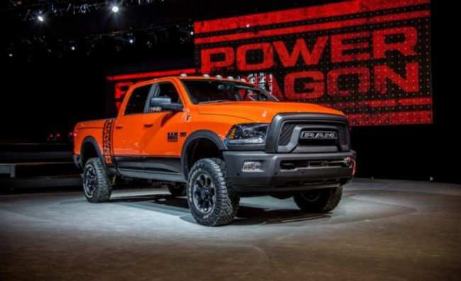 16 New 2020 Ram 2500 Diesel Redesign
