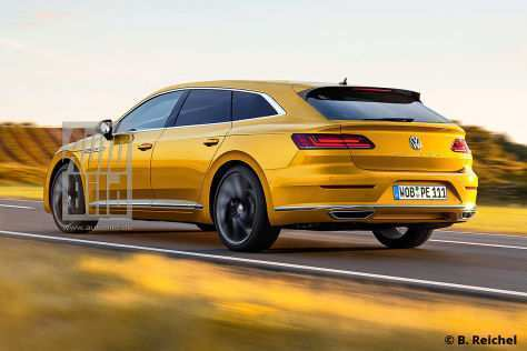 16 New Arteon Vw 2019 Review And Release Date