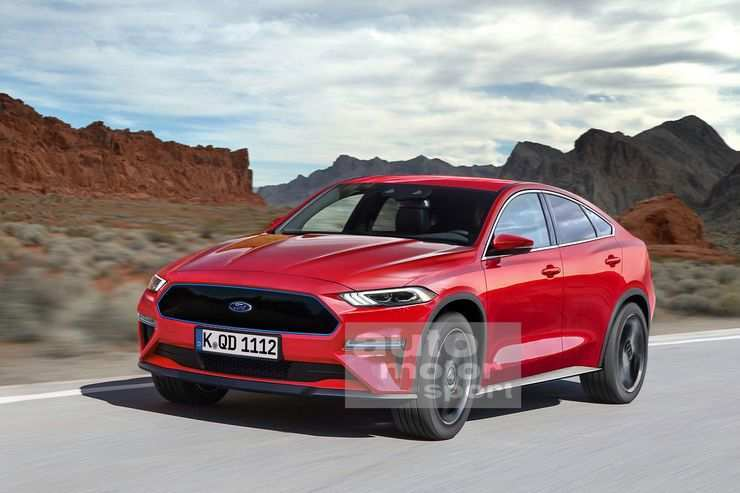 16 New Ford In 2020 Spy Shoot