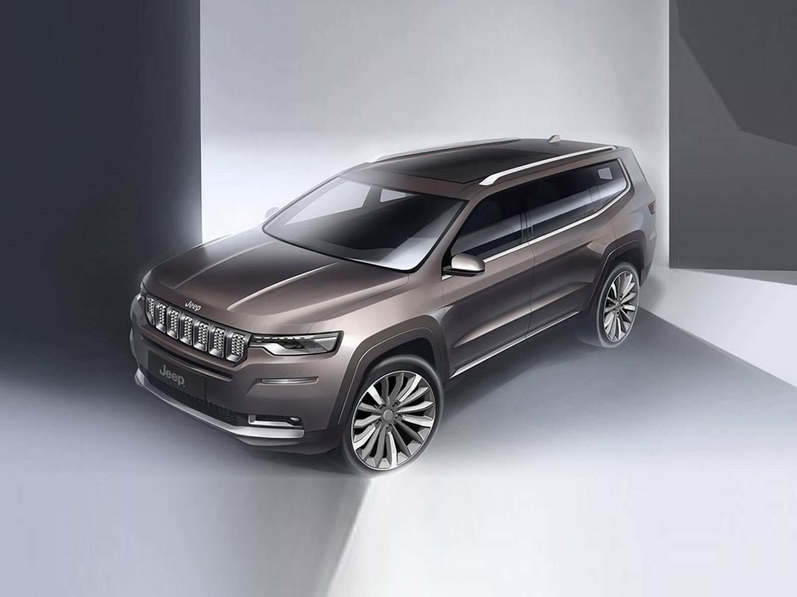 16 New Jeep Grand Cherokee 2020 Concept Research New