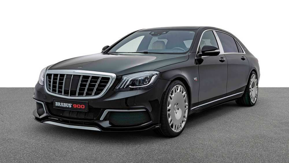 16 New Mercedes Brabus 2019 Ratings