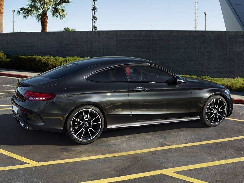 16 New Mercedes C Class Coupe 2019 Price