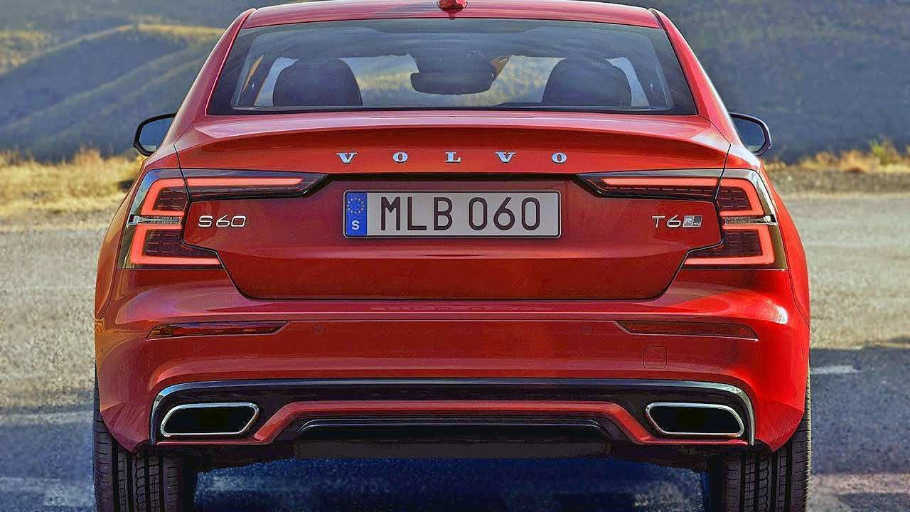 16 New S60 Volvo 2019 Performance And New Engine